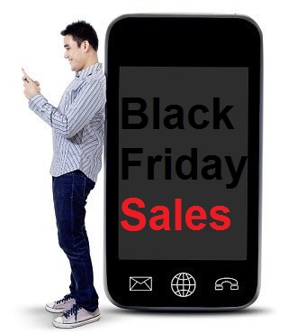 Mobile Commerce - Black Friday Sales