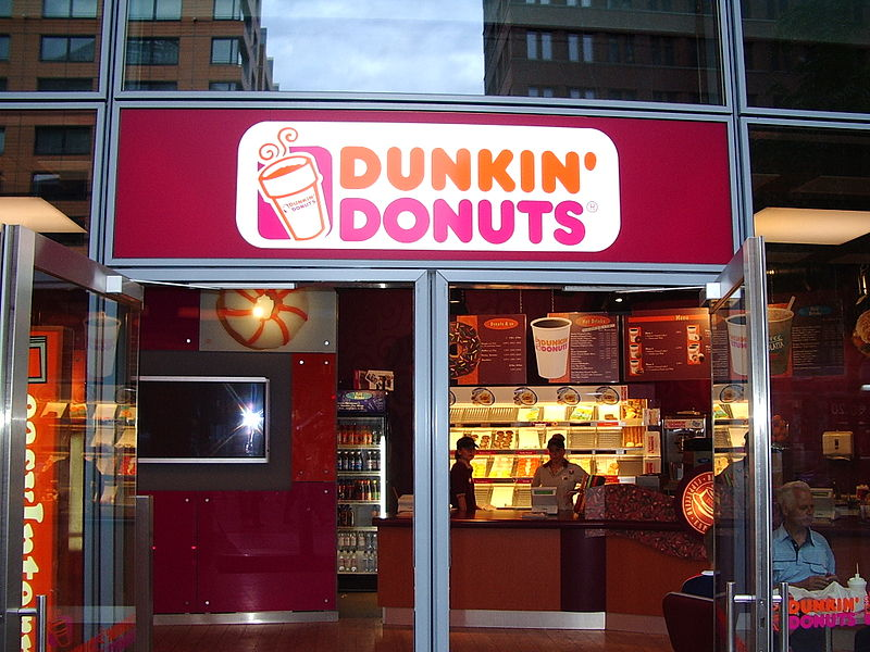 Mobile Payments - Dunkin' Donuts