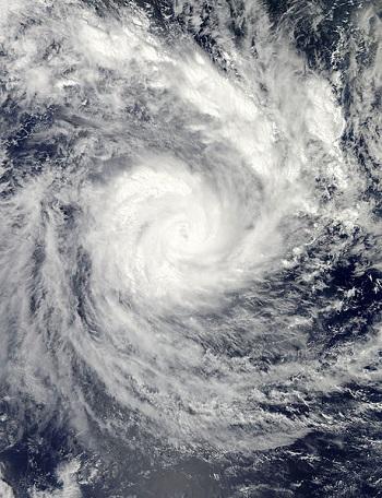 Mobile Technology - Cyclone Evan