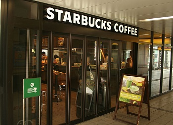 Starbucks Coffee - Mobile Payments