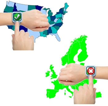 Wearable Technology - America and Europe