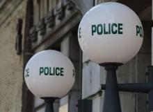 Mobile App - Police