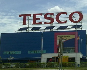 Mobile Commerce - Tesco