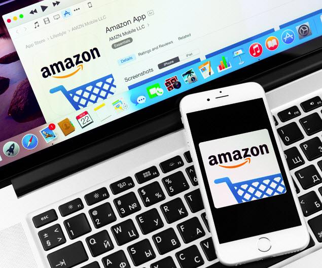 Mobile Commerce & Online Shopping - Amazon