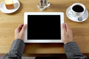 Tablet Commerce - Tablet Device
