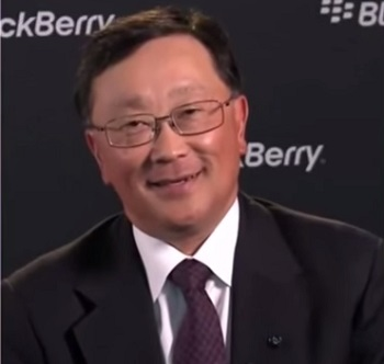 Mobile Technology - BlackBerry CEO John Chen