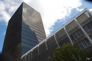 Mobile Banking - Bank of America Center in Austin Texas