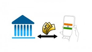 Mobile Wallet app - India Banking