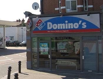 Smartwatch - Domino's Pizza App