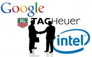 Smartwatch Partnership - Google, Tag Heuer & Intel