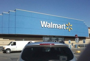 Walmart Store - Mobile Payments