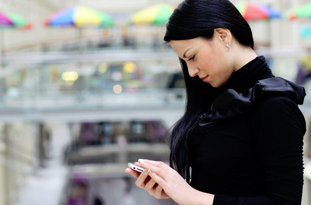 Smartphone Trends - Mobile Shopping