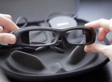 Augmented Reality Glasses - Sony SmartEyeglass