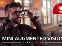Augmented Reality Googles - Mini Augmented Vision
