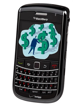 BlackBerry Smartphones - Prices Lowered
