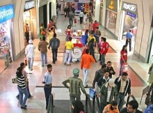 In-Store Mobile Commerce - Shopping Mall in India