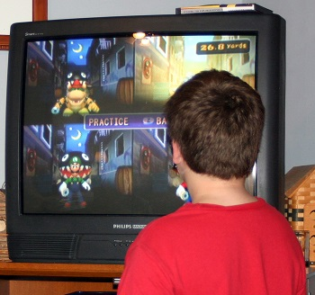 TV Advertising - Mobile Games