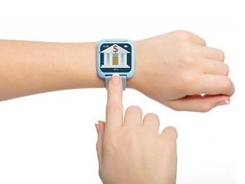 Wearable Technology - Banking