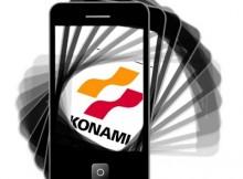 Mobile Games - Konami