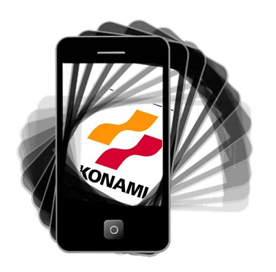 Mobile Games - Konami