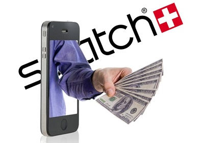 Mobile Payments - Swatch