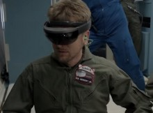 Augmented Reality - NASA tesing Project Sidekick