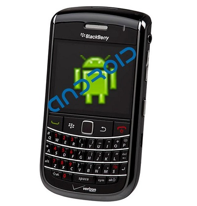 Mobile Devices - Blackberry Android