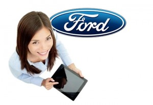 Geolocation Technology - Ford Marketing