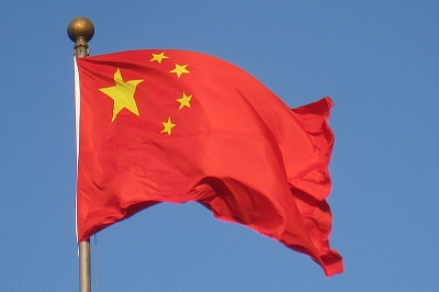 M-commerce - Chinese Flag