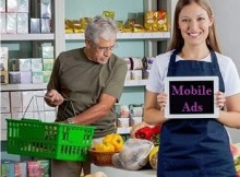 Mobile Ads increase in-store visits