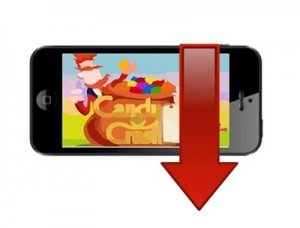 Mobile Games - Candy Crush loses top spot
