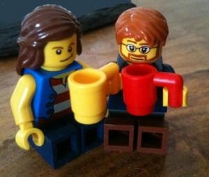 Mobile Games - Lego & Rovio Partnership