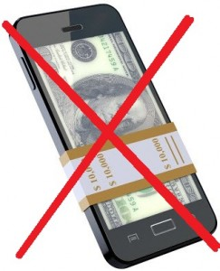 Mobile Payments - No Fees