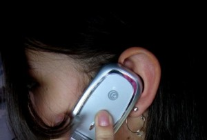 Mobile Security Technology - Ear Scan