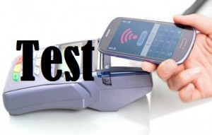 Mobile Payments being Tested