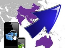 Mobile Shopping on the rise in Asia-Pacific region