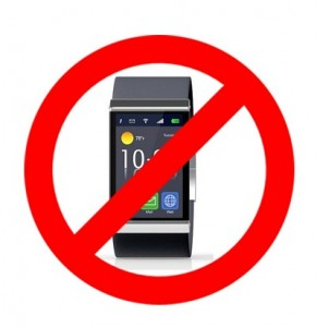 Wearable Technology Ban
