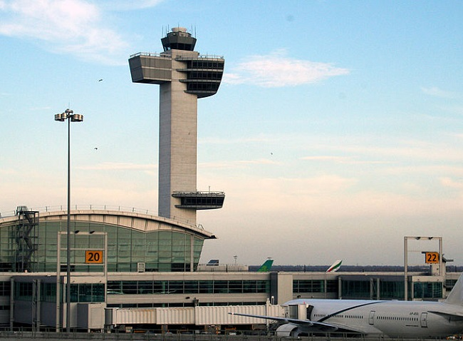 Geolocation - JFK Airport