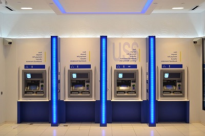 Mobile Banking - Image of Automated Teller Machines