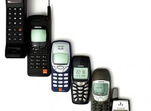 Mobile Technology - Nokia cell phone evolution