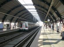 Mobile Ticketing - Image of Delhi Metro