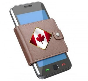 Canadian Mobile Payments - Mobile Wallet