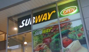 Subway - Mobile Payments