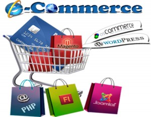 E-commerce Software market