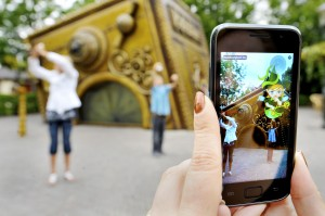 Mobile AR market 2015