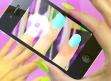 Augmented Reality - Metaverse Nails