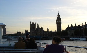 Geolocation Technology - London Tourism