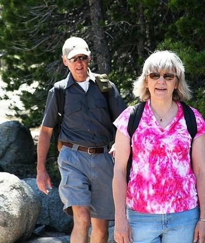 Mobile Technology - Elderly People Traveling