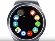 Wearable Samsung Galaxy New Gear S2 Round Circle UI SmartWatch - Wearable Technology