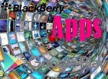Blackberry PRIV apps in Google Play